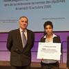 Maelenn Touré reçoit le 5000e diplôme d'ingénieur de l'école
