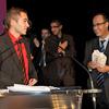 Le directeur du département GE Mohamed-Fouad Benkhoris (à droite)