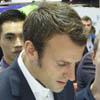 Emmanuel  Macron, Ministre de l'Économie, de l'Industrie et du Numérique a adressé