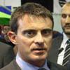 Manuel Valls  a  également adressé toutes ses félicitations aux étudiants qui lui ont  présenté le projet.